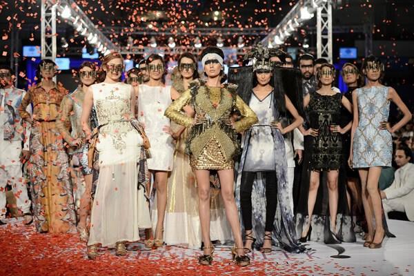 Fahad Hussayn Collection At PFDC Sunsilk Fashion Week 2013 0013