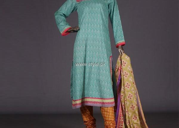 J. Lawn Collection 2013 Volume 2 by Junaid Jamshed