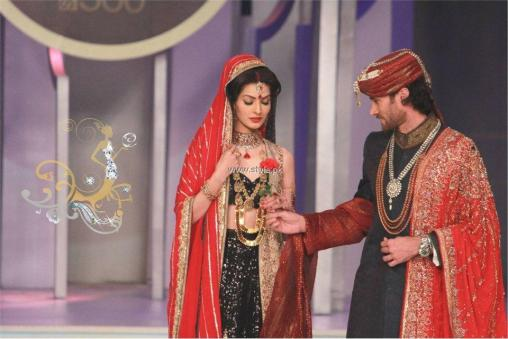 Nadia Chottani Jewellery Collection at BCW 2013 005