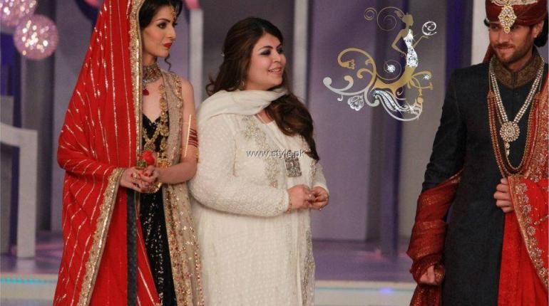 Nadia Chottani Jewellery Collection at BCW 2013