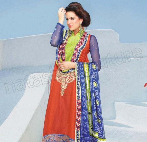 Natasha Couture Summer Shalwar Kameez Collection 2013 For Women 0020