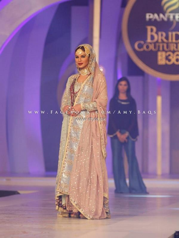 Pantene Bridal Couture Week 2013 Grand Couturiers 014