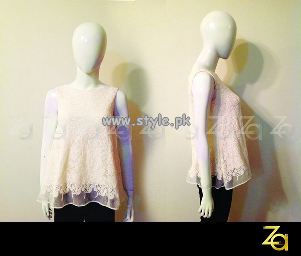 Zonia Anwaar Casual Wear Collection 2013 For Women 007