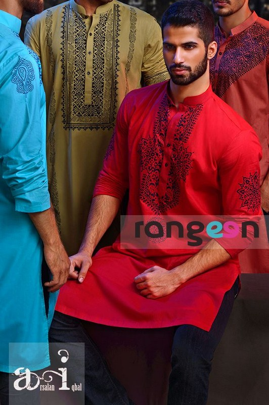 Arsalan Iqbal Eid Collection 2013 For Men 0017