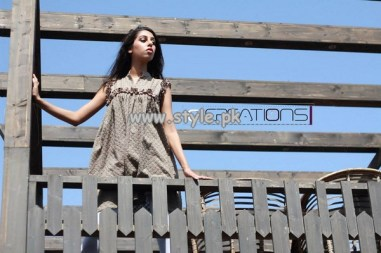 Creations Casual Wear Collection 2013 For Summer 003