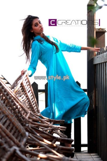 Creations Casual Wear Collection 2013 For Women 004