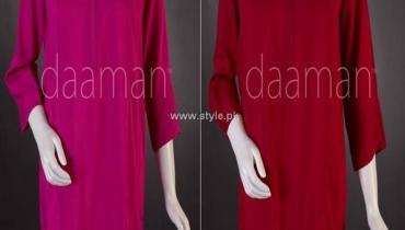 Daaman Casuals 2013 New Designs for Women