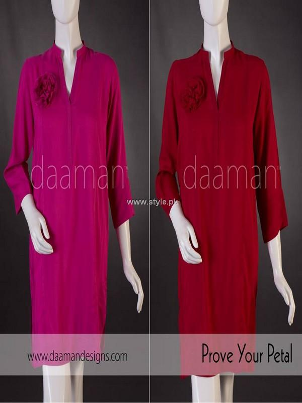 Daaman Casuals 2013 New Designs for Women