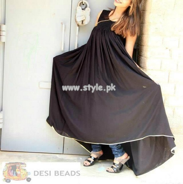Desi Beads Casual Wear Collection 2013 For Women 010