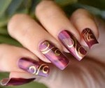 Nail Art Designs For Eid (5)