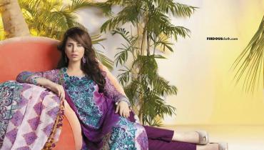 Firdous Chiffon Collection 2013 for Women