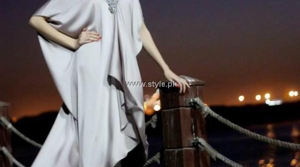 Kanxa Malik Evening Wear Collection 2013 for Women