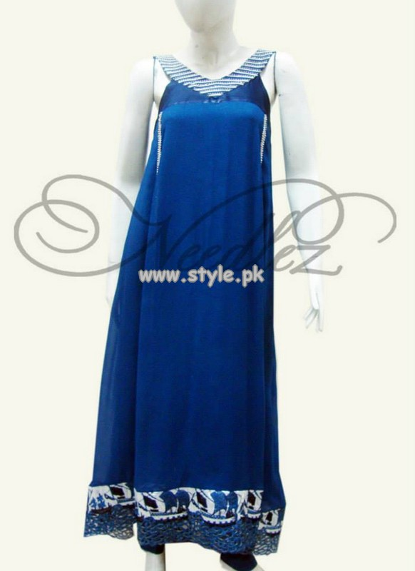 Needlez by Shalimar Summer Arrivals 2013 For Girls 004