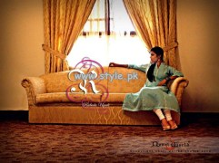 Rabeela Uqaili Summer Collection 2013 For Girls 001