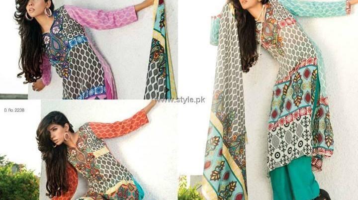 Sitara Sapna Lawn Prints 2013 Volume 3 by Sitara Textiles