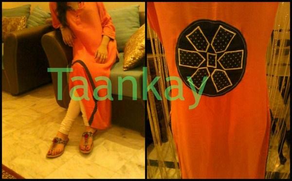 Taankay Summer Dresses 2013 For Women 0011