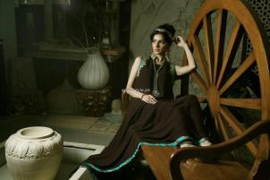 Umsha by Uzma Babar 2013 Vintage Collection 007
