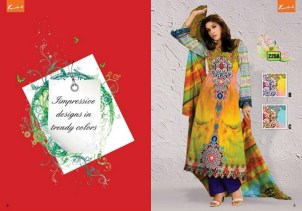 Al Hamra Textiles Kashish Lawn Collection 2013 Volume 3 For Women 002