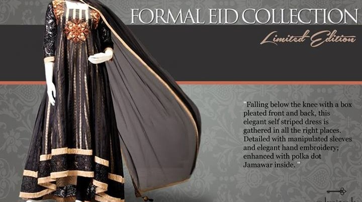 Almirah Formal Eid Range 2013 for Women