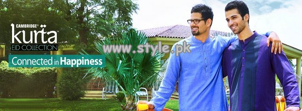 Cambridge Men and Kids Collection 2013 For Eid-Ul-Fitr 007