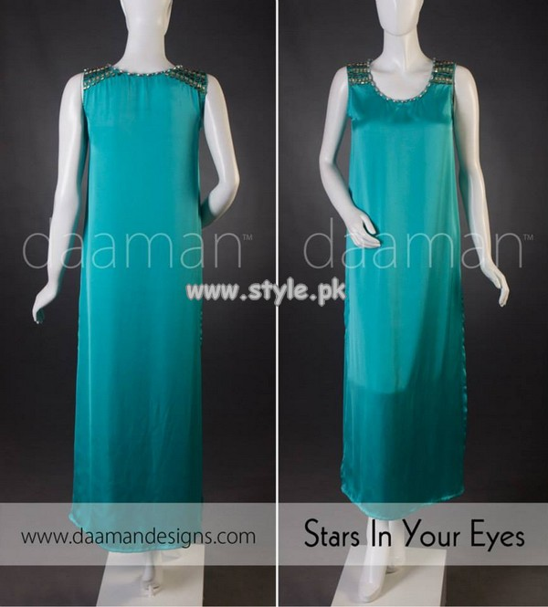 Daaman Formal Wear Collection 2013 For Eid 002