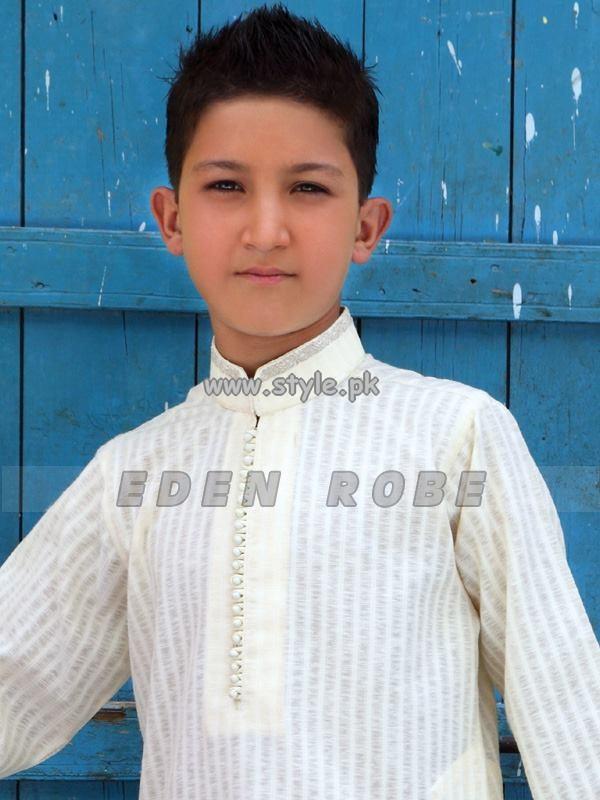 Eden Robe Kids Dresses 2013 For Eid 003