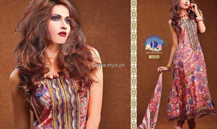 Eiza Collection Lawn 2013 by UA Textile for Women