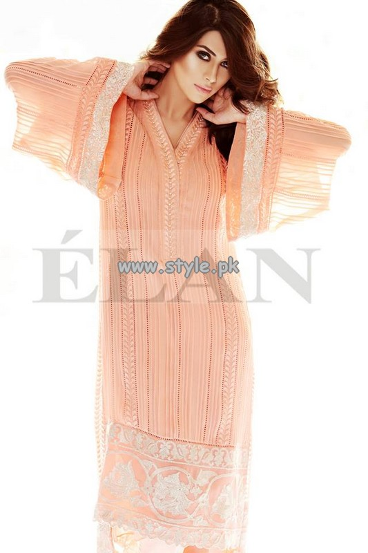 Elan Eid-Ul-Fitr Collection 2013 For Girls 003