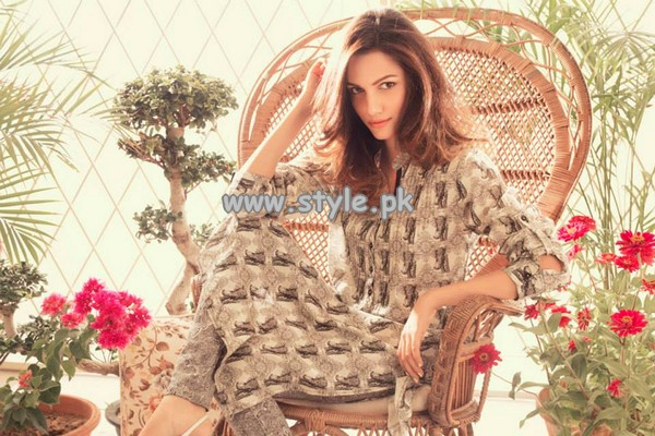 Ethnic by Outfitters Festive Collection 2013 For Women 004