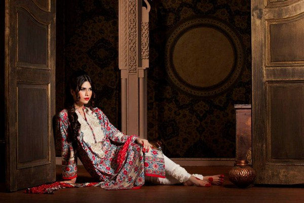 Khaadi Pret Wear Collection 2013 For Women 005