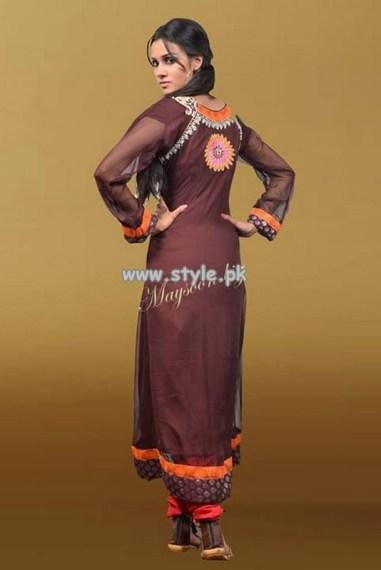 Maysoon Eid-Ul-Fitr Dresses 2013 For Girls 002
