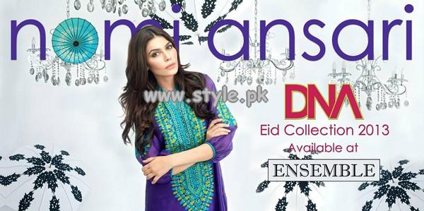Nomi Ansari DNA Eid Collection 2013 For Women 004