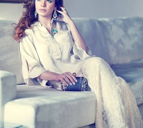 Pasho Party Wear Dresses 2013 for Eid