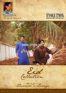 Picasso and Waleed Ahmed Eid Collection 2013 For Men 002