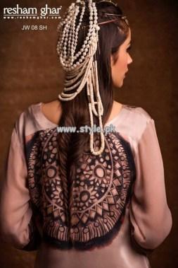 Resham Ghar Eid Collection 2013 For Girls 005