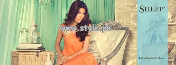 Sheep New Collection 2013 For Eid-Ul-Fitr 006