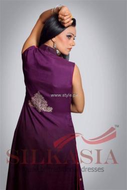 Silkasia Chiffon Dresses 2013 for Women 007