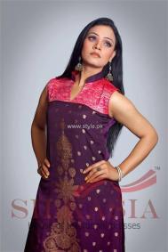 Silkasia Chiffon Dresses 2013 for Women 010