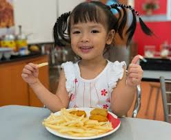 Top Four Fast Foods Your Children Can Have