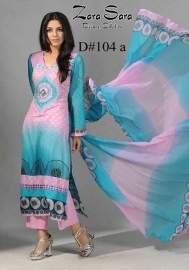 Zara Sara Collection 2013 by Dawood Lawns 003