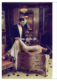 Ammar Shahid Party Dresses 2013 For Men And Women 005