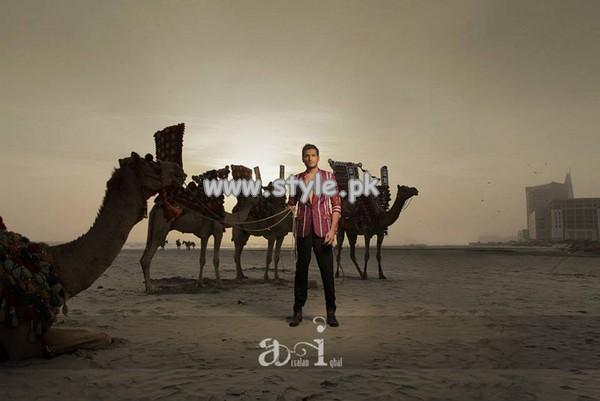 Arsalan Iqbal Jacket Collection 2013 For Boys 003