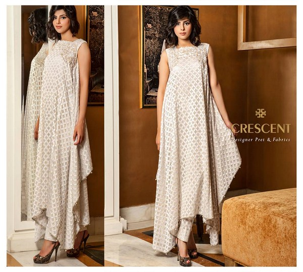 Crescent Lawn Eid Collection 2013 For Women 005