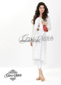 Cross Stitch Ready To Wear Collection 2013 For Women 007