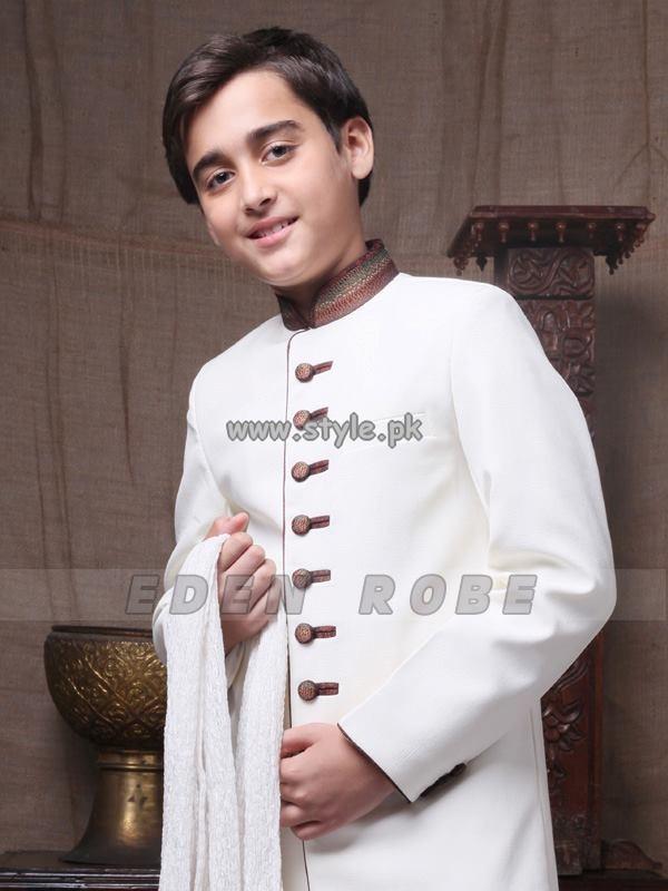 Eden Robe Kids Wear Collection 2013 For Wedding 006