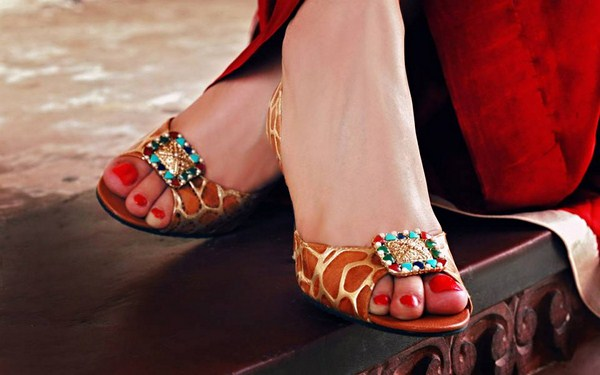 Farah & Fatima Fall Footwear Collection 2013 For Women 006