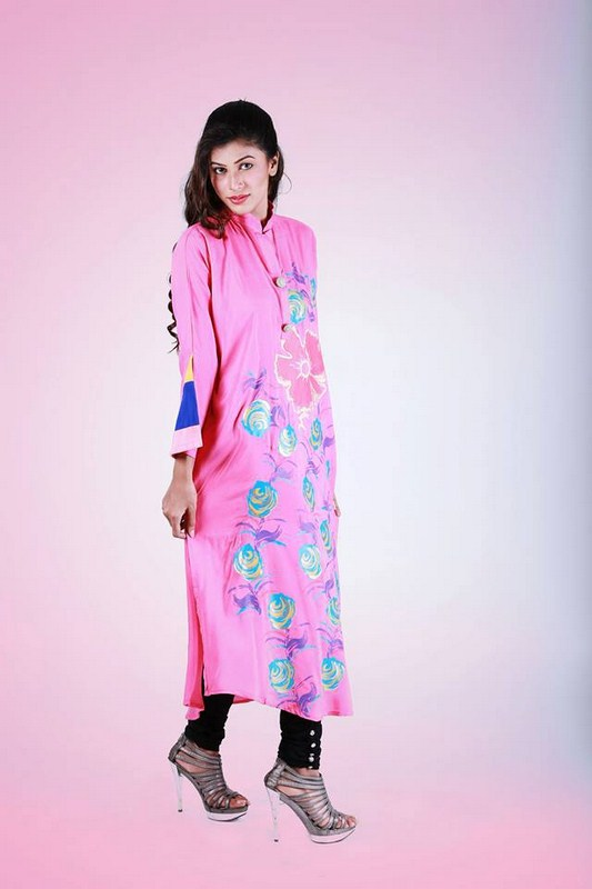 Grapes The Brand Casual Wear Collection 2013 For Girls 002