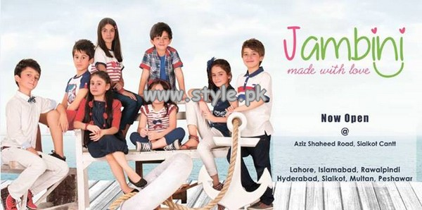 Jambini Kids Wear Collection 2013 For Summer 006