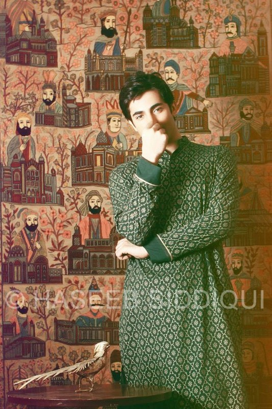 Jazib Qamar Latest Collection 2013 For Men 001