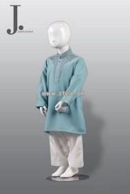 Junaid Jamshed Kurta Shalwar Designs 2013 For Boys 002